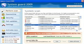 SystemGuard2009