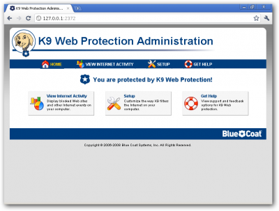 K9 Web Protection 4.0.296